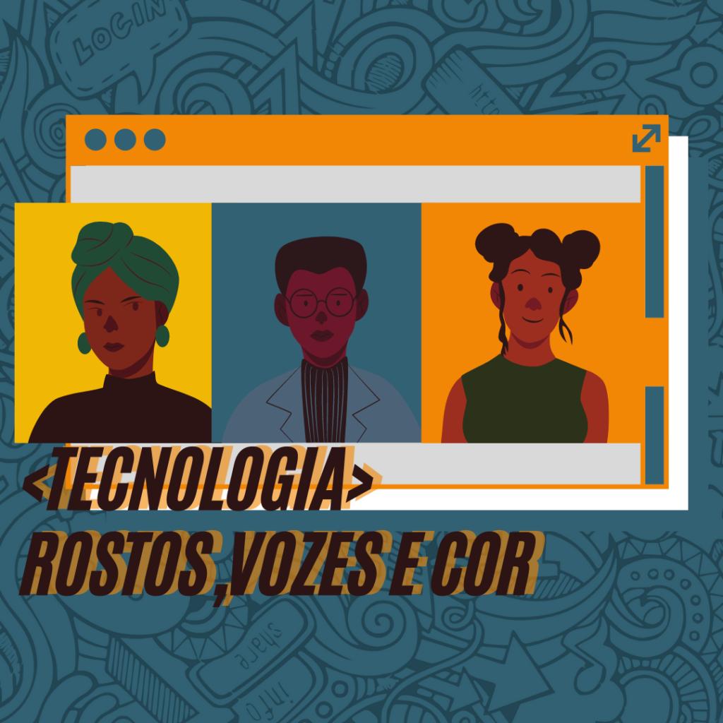 Jovens negros promovem princípios da Internet através de linguagens artísticas